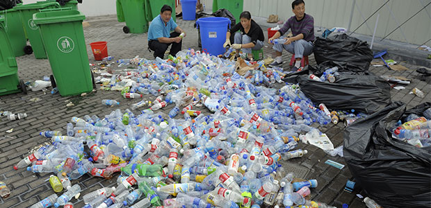 People Think China Ruined US Recycling, but It's a US-Rooted Problem